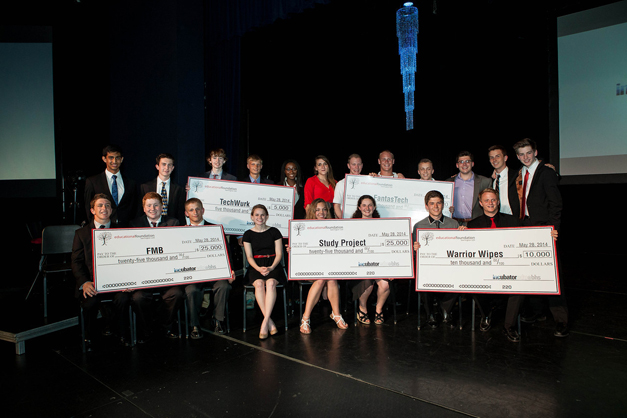BHS Business Startup Incubator Pitch Night - Photographed by Liz Benedetto