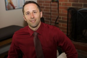 Dr. Dave Crosson - Photograph courtesy of ChiroFit