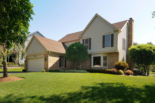 5135 Tamarack Court in Hoffman Estates - Listed by The Luby Group/Coldwell Banker Residential Brokerage