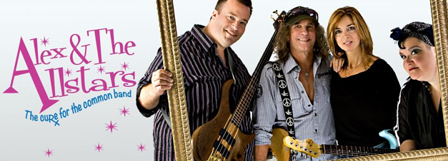Alex and the Allstars Band to Perform at the Barrington 4th of July Brat Tent