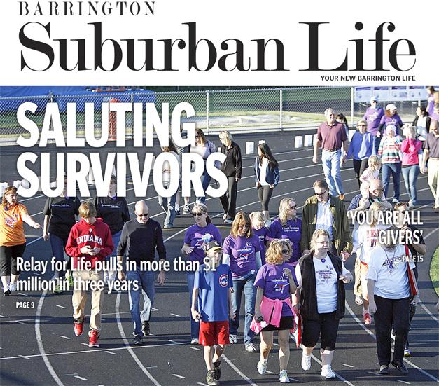 Barrington Suburban Life - May 29, 2014 Issue
