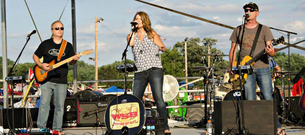 Western Sky Band to Perform at the Barrington 4th of July Brat Tent