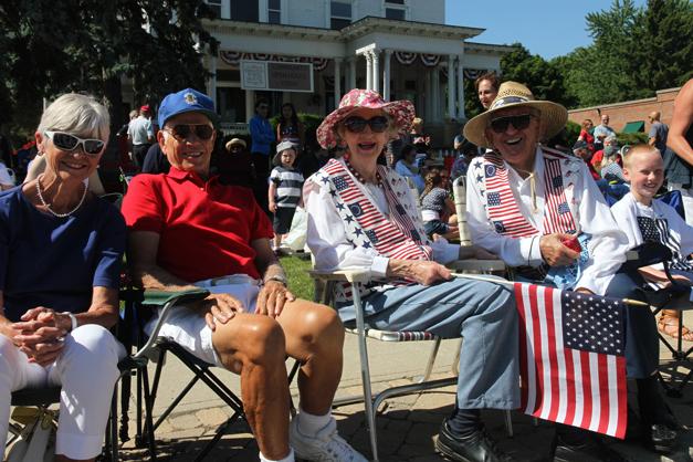 Post - Barrington 4th of July 2014 Parade - Bob Lee - 76