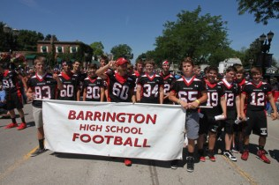 Post - Barrington 4th of July 2014 Parade - Bob Lee - 79