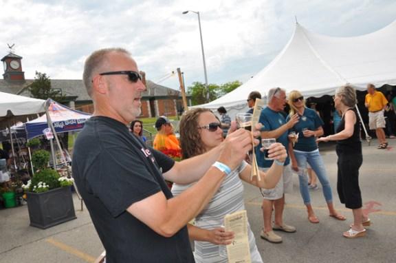 Post - Barrington Brew Fest 2014 - Photo by Liz Luby for 365Barrington - 19