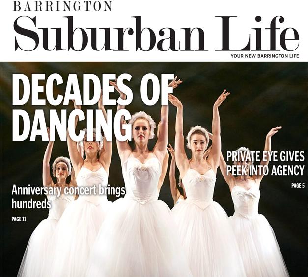 Barrington Suburban Life - July 10, 2014 Issue