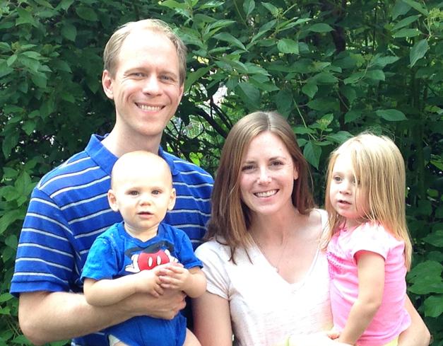 Nathan, Caleb, Morgan and Hannah Delack