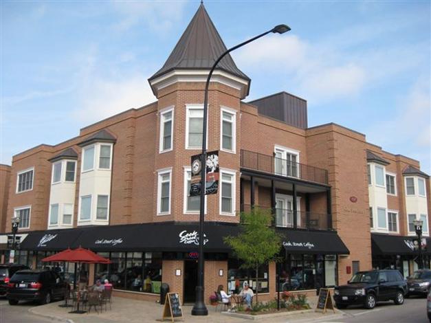 Cook Street Coffee - 100 E. Station Street in Barrington, Illinois