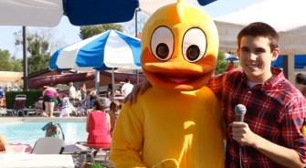 Post - JourneyCare Duck Races 2014 - 1
