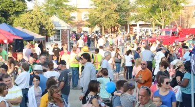 Post - National Night Out in Barrington 2014 - 5