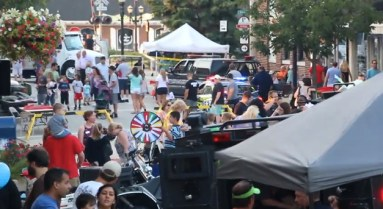 Post - National Night Out in Barrington 2014 - 7