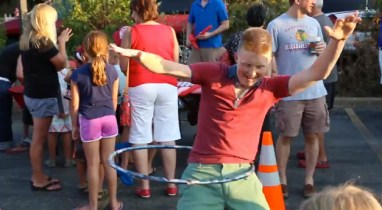 Post - National Night Out in Barrington 2014 - 8
