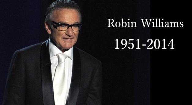 Barrington Remembers Robin Williams