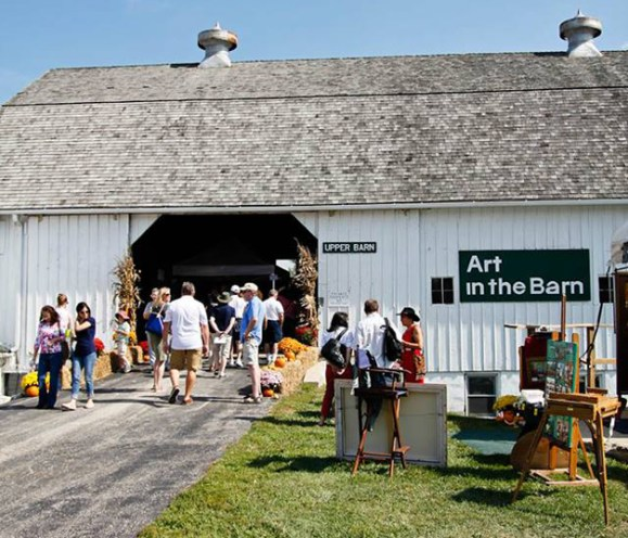 Post - Art in the Barn - 11 - FEATURED