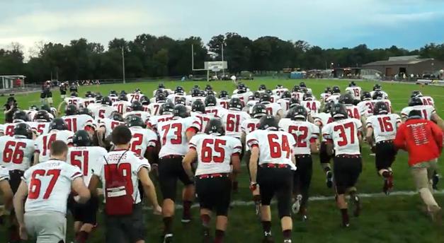 BHS Game of the Week: Broncos Defeat Grenadiers at Elk Grove, 41-13