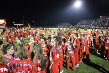Post - Filly Football Powder Puff Homecoming Game - 122