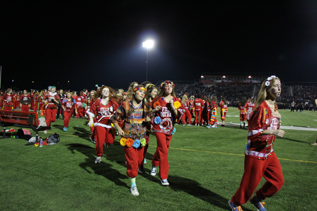 Post - Filly Football Powder Puff Homecoming Game - 127