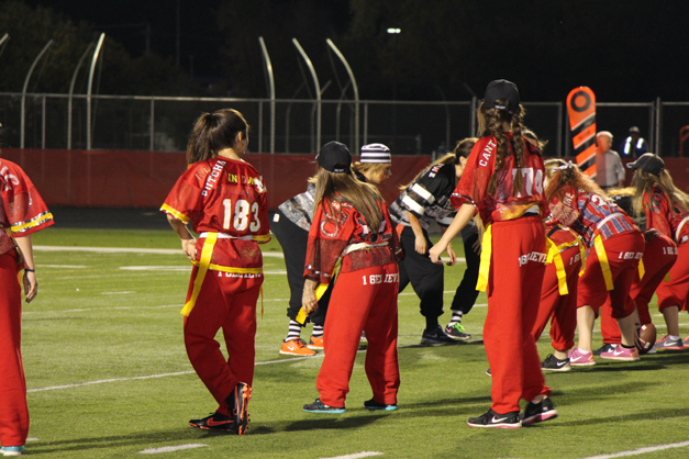 Post - Filly Football Powder Puff Homecoming Game - 21
