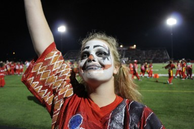 Post - Filly Football Powder Puff Homecoming Game - 74