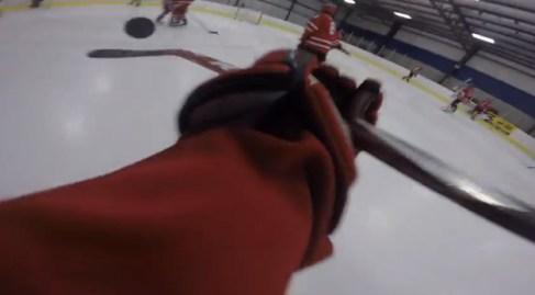 Post - Barrington High School Hockey Defeats Glenbrook North in BHS Game of the Week - 1