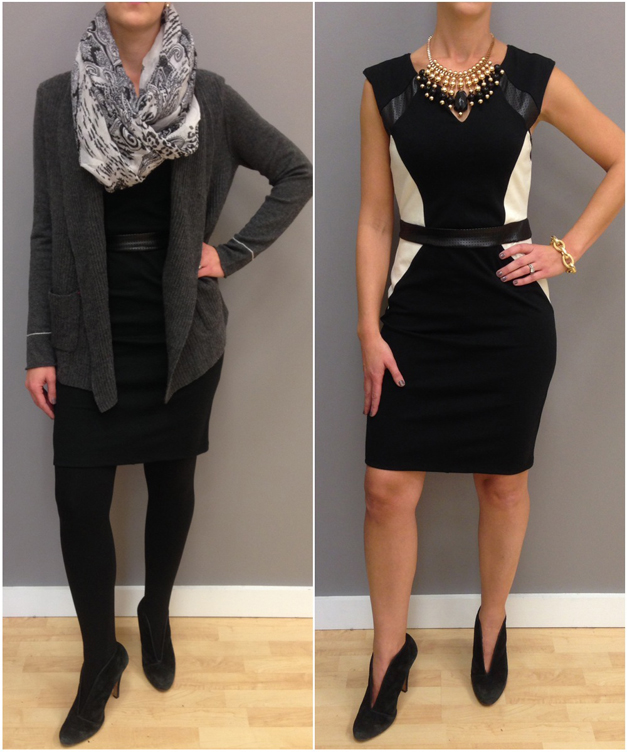 LUXE wearhouse - Day to Night - Corporate Look 1