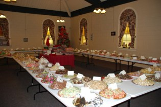 Community Church of Barrington Annual Cookie Walk - Photo Submitted