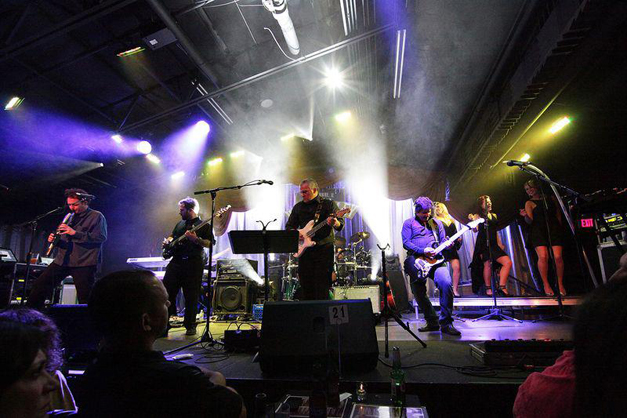 See Think Floyd USA LIVE at Barrington ChristKindlFest from 8:30 to 11 p.m. on Saturday, December 6th