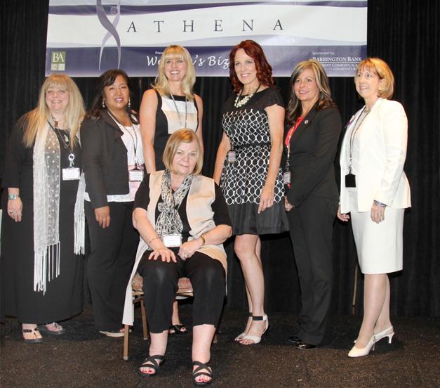 Barrington's 2014 Athena Award Nominees - Courtesy of the Barrington Area Chamber of Commerce
