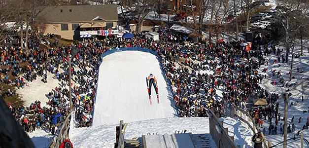 110th Annual Norge Ski Jump Tournament