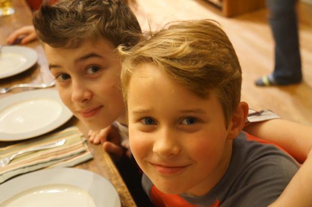 Post - Heinen's Sunday Supper - Mia Sorella Sisters - 3
