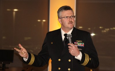 46. VIDEO: Inside the USS Illinois with Captain Jesse Porter