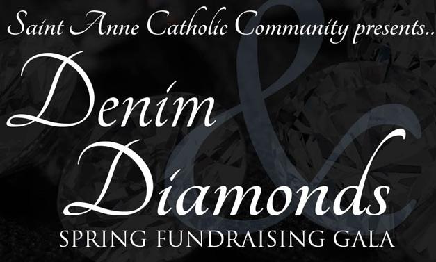 Post - Saint Anne Denim and Diamonds Gala - 1