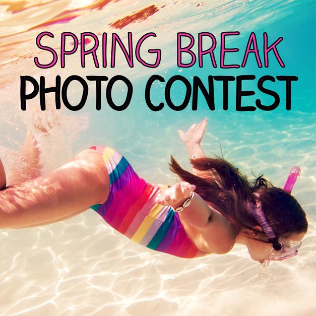 Spring Break Photo Contest 2015