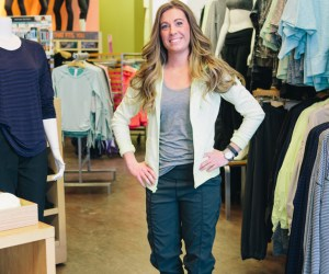 """65. lucy activewear """"Do Everything"""" Collection a Huge Hit at Deer Park Town Center"""