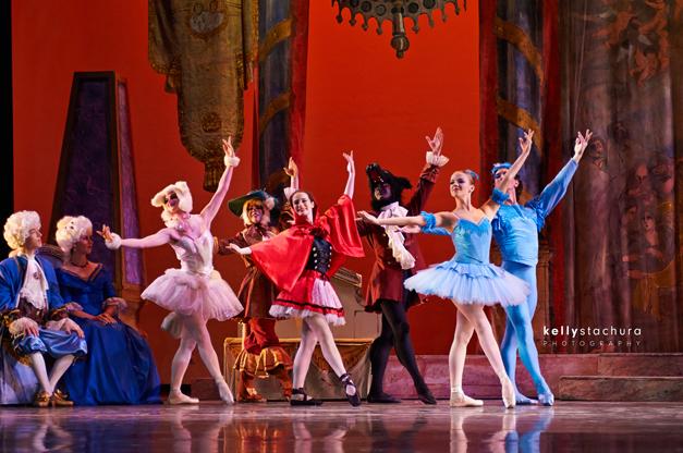 Post - Barrington Youth Dance Ensemble - Sleeping Beauty - 7