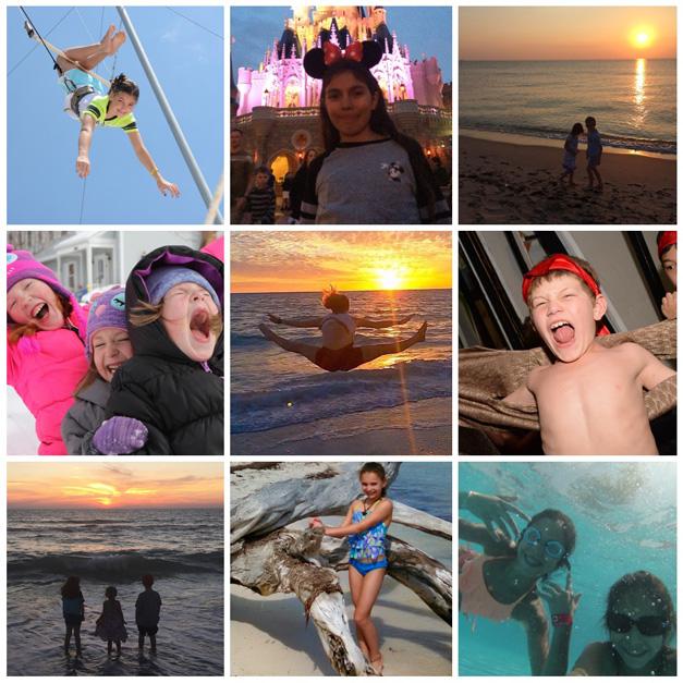Post - Collage - Spring Break Photo Contest 2015 - 2