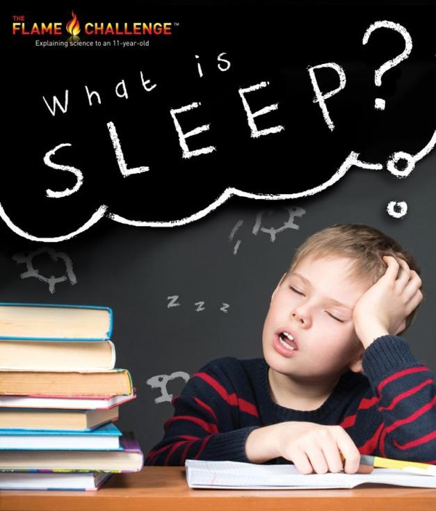 Post - Flame Challenge - What Is Sleep?