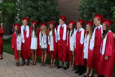 Post - Barrington High School Graduation - 11