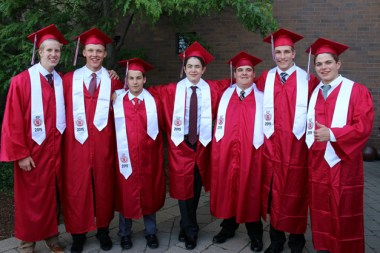 Post - Barrington High School Graduation - 12