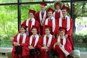 Post - Barrington High School Graduation - 15