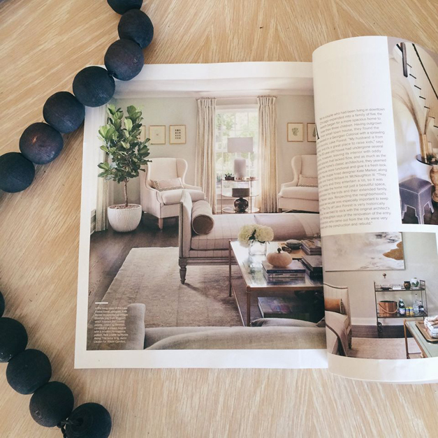 Post - Kate Marker Interiors - Luxe Magazine Feature