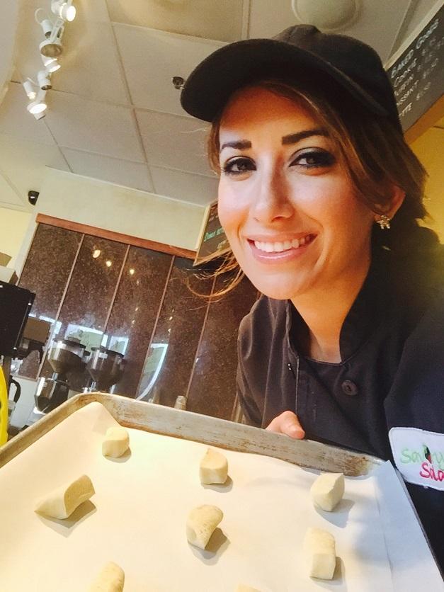 Savory Salads Owner, Stephanie Jameson Dzugan