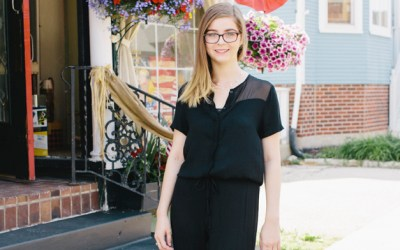 169. Barrington Street Style: Katie Tipsword, Inspired by Vogue