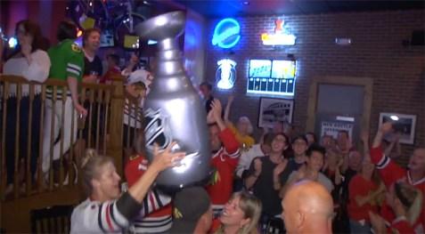 Post - Hawks Win Stanley Cup - Wool Street - 6