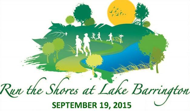 Post - Run the Shores at Lake Barrington Logo