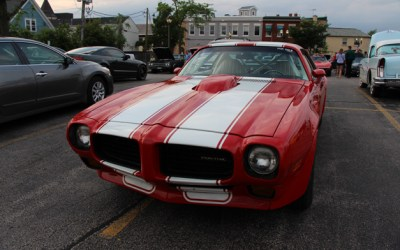 183. Barrington Cruise Night to Feature Red, White & Blue Cars for July 4th Festivities