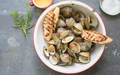 226. Heinen's 4PM Panic: Steamed Clams with Tarragon