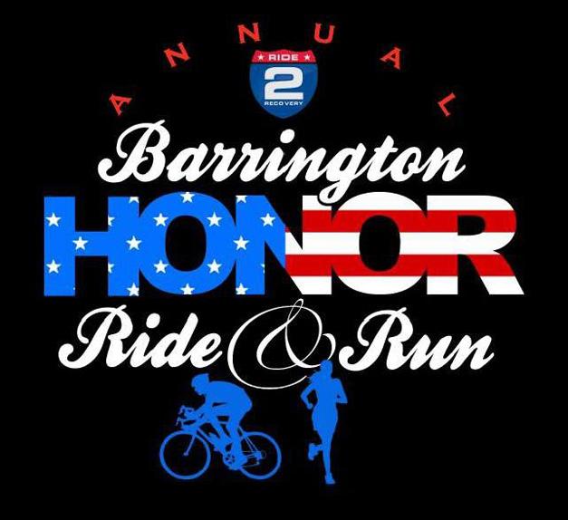 Post - Barrington Honor Ride and Run