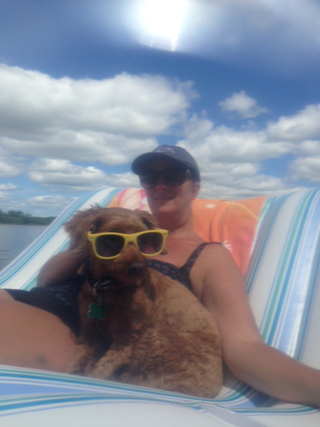 Daisy: Submitted by Amy Graves