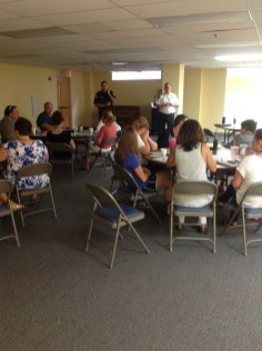 Post - Saint Anne Parish School Tabletop Safety Exercise - 4